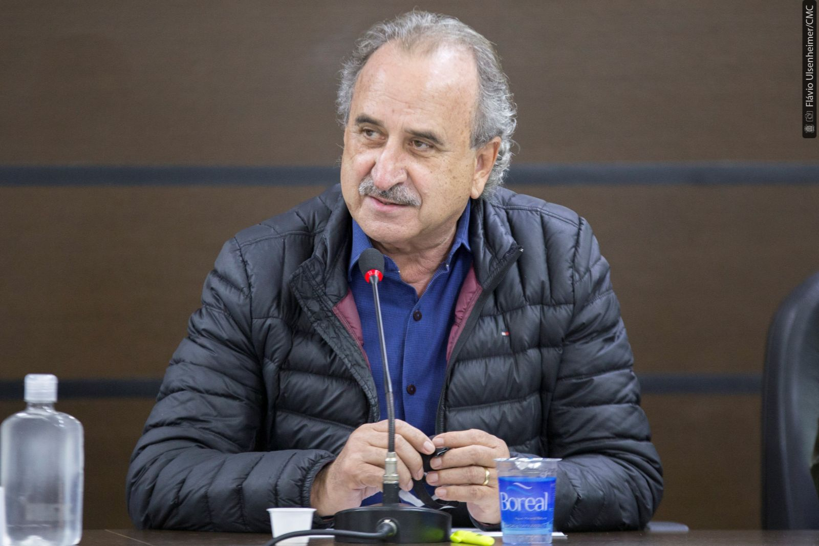 Vice-prefeito Renato Silva