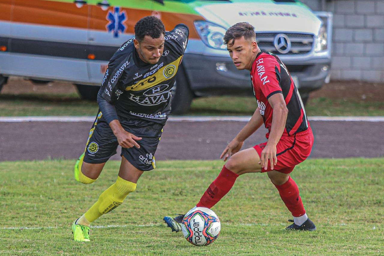 Jogos das semifinais do Paranaense entre Cascavel e Athletico têm datas definidas pela FPF
