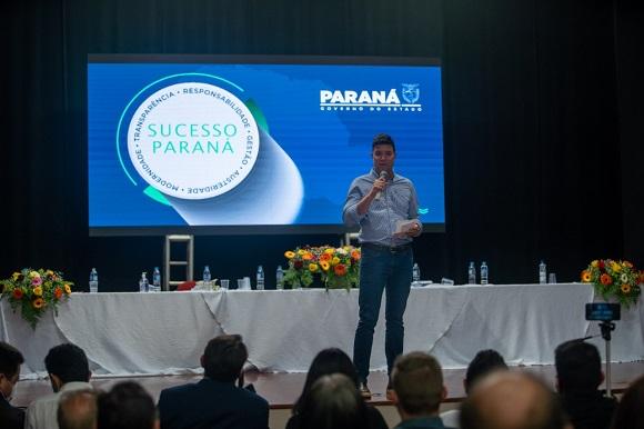 Guto Silva, chefe da Casa Civil do governo do Paraná