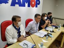 Amop terá estrutura de abrigo a mulheres vítimas de violência