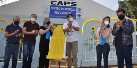 CAPS - Centro de Atenção Psicossocial é inaugurado em Quedas do Iguaçu