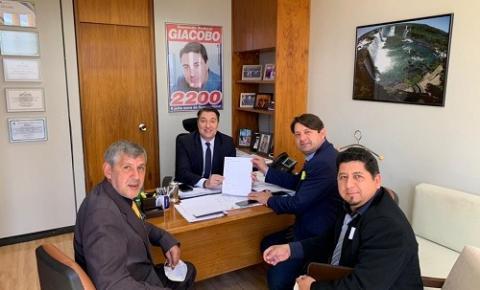 Elcio Jaime cumpre Agenda Positiva em Brasília