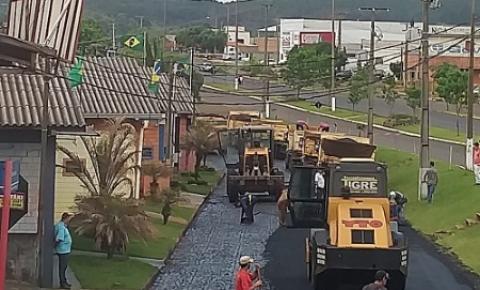 A imagem do PROGRESSO em Quedas do Iguaçu