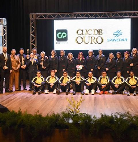 Troféu Clic de Ouro entrou para história como a homenagem do bem